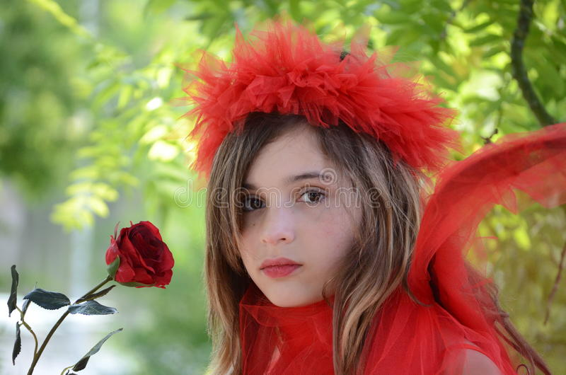 Download Red Fairy Stock Images - Image: 26656604