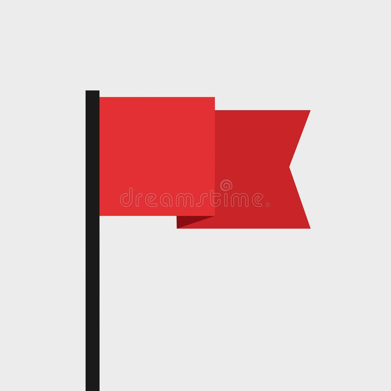 Free Red Flag Stock Photo - 167276960