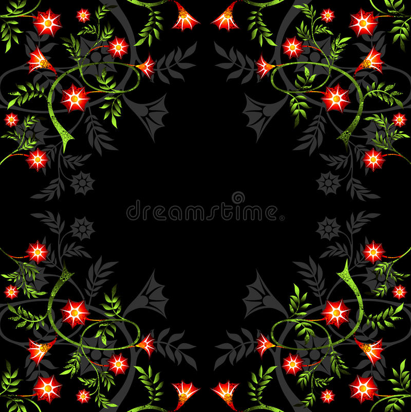 Free Red Flowers Royalty Free Stock Image - 10590456