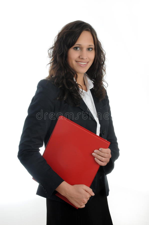 Free Red Folder Stock Photography - 10278202