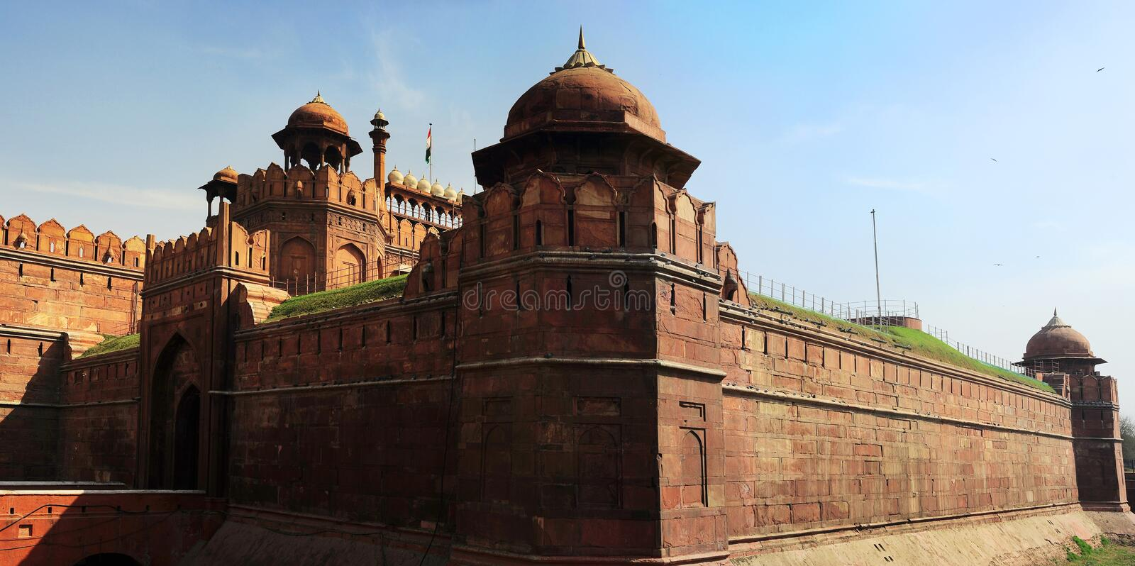 Download Red Fort stock image. Image of decoration, asia, landmark - 23758209