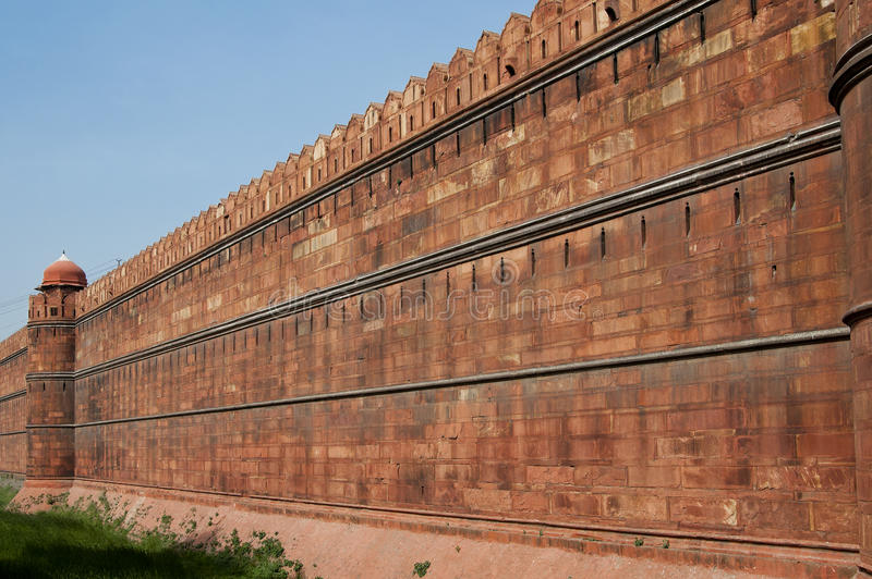 Download Red Fort In Old Delhi, India Stock Image - Image: 25366295