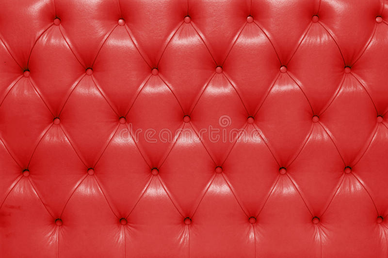 Download Red Genuine Leather Upholstery Stock Photo - Image: 36860672