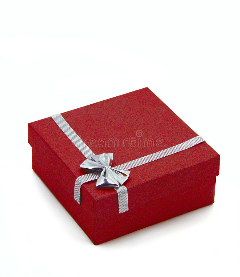 Free Red Gift Box Royalty Free Stock Image - 19417906