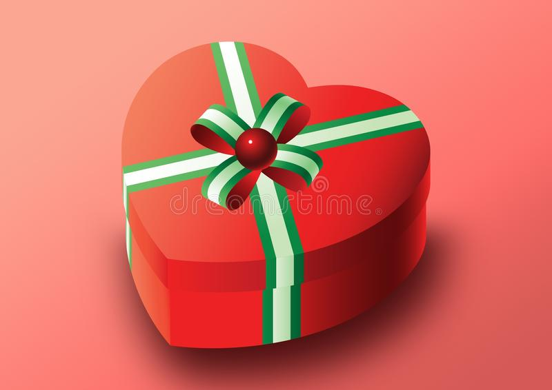 Red, Gift, Product, Ribbon royalty free stock photos