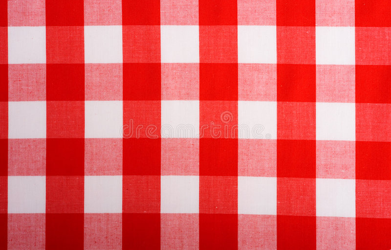 Download Red Gingham Background stock photo. Image of table, colors - 5114786