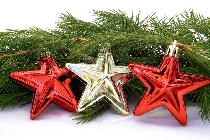 Download Red And Gold Stars Stock Photography - Image: 7239072