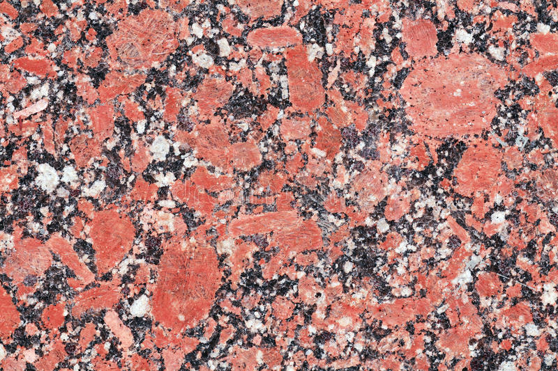 Download Red Granite stone stock photo. Image of frame, burnish - 33180580
