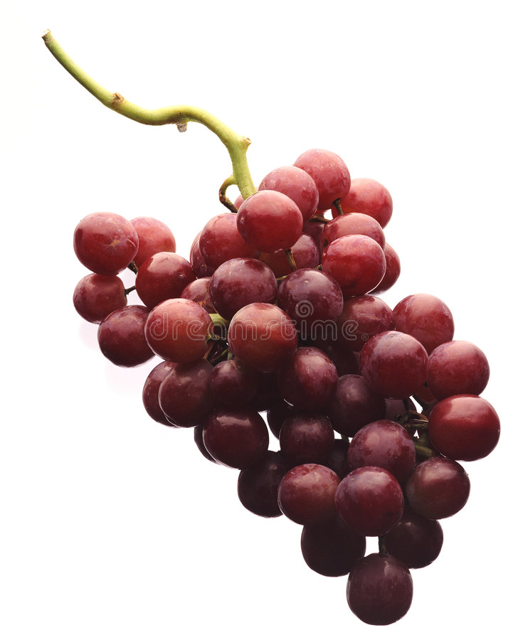Free Red Grapes Royalty Free Stock Images - 1127859
