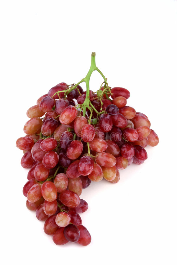 Download Red Grapes stock image. Image of energy, background, health - 1282043