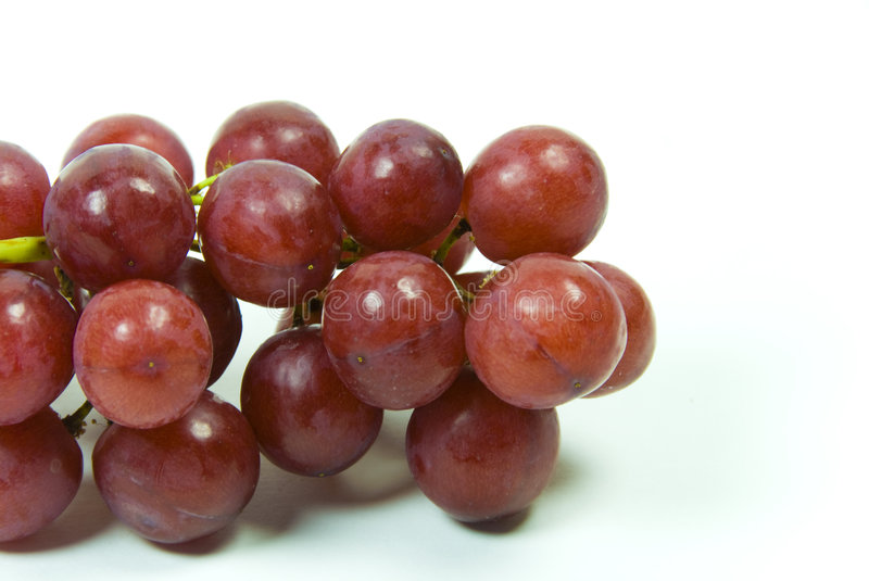 Download Red grapes stock photo. Image of diet, juicy, eating, seedless - 7655624