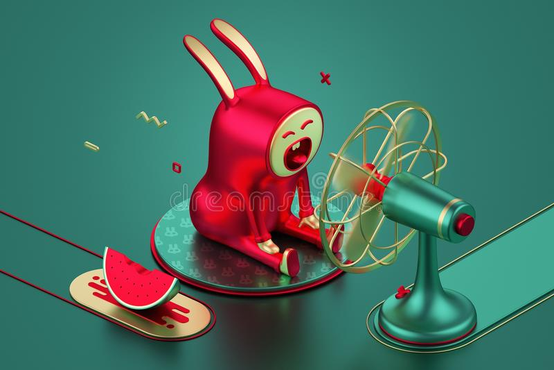 Red, Green, Art, Illustration stock photos