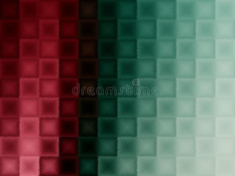 Red and Green Background royalty free stock photo
