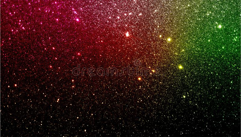 Red green and black shaded glitter textured background. wallpaper. stock photos
