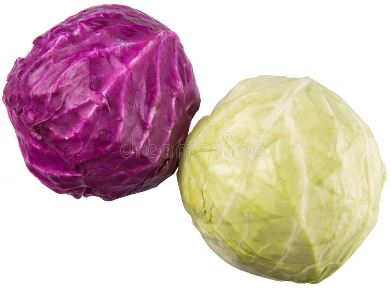 Download Red And Green Cabbage IV Stock Photo - Image: 49566299