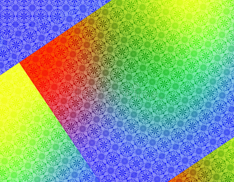 red green yellow blue geometric background wallpaper stock
