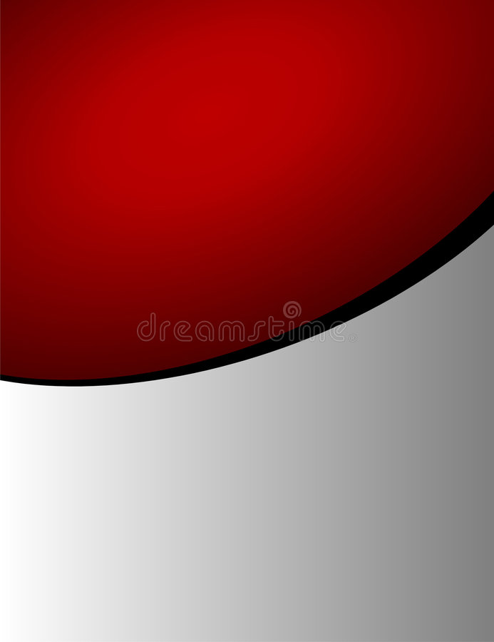 Download Red and Grey Background stock illustration. Image of commercial - 7596443