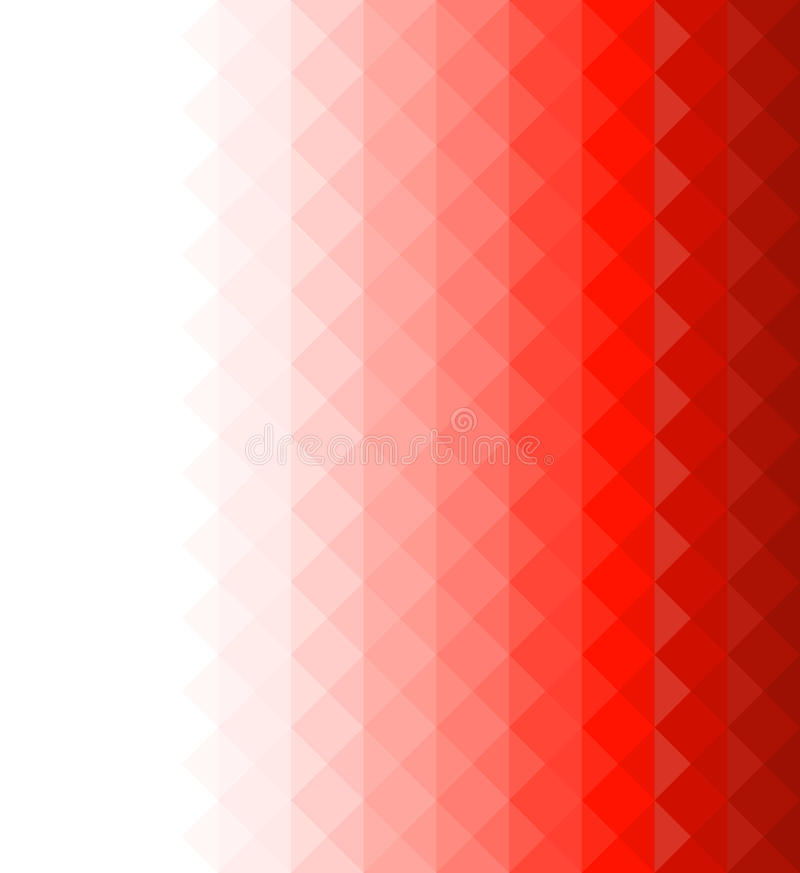 Red Grid Background stock photography