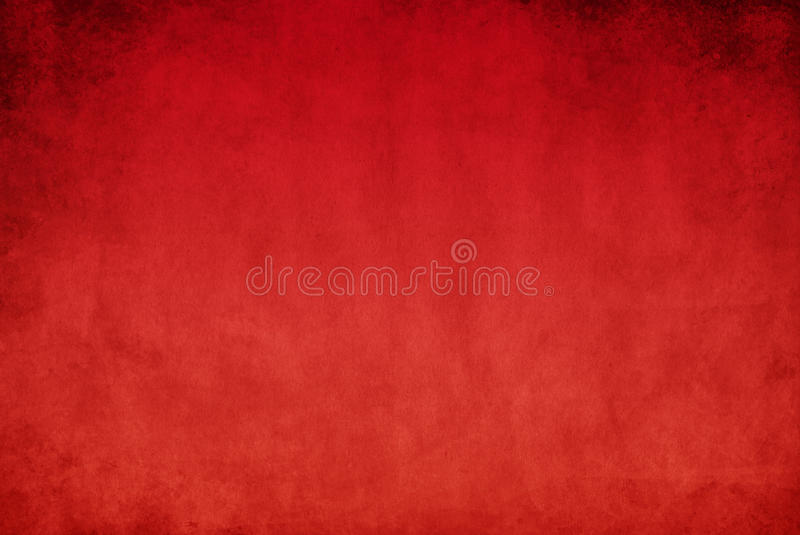 Red grunge background royalty free illustration