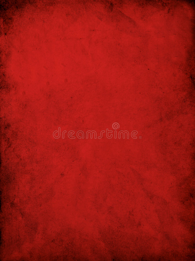 Red grunge texture royalty free illustration
