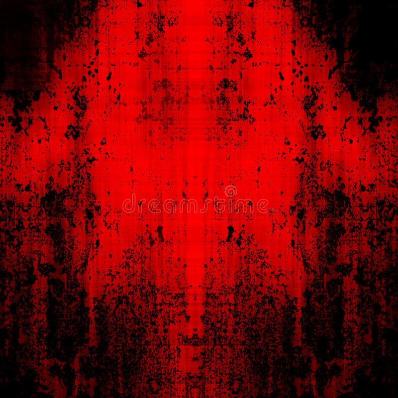 Red Grunge texture background vector illustration