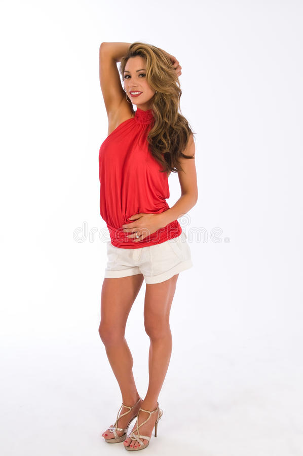 Download Red Halter Royalty Free Stock Photography - Image: 13925627