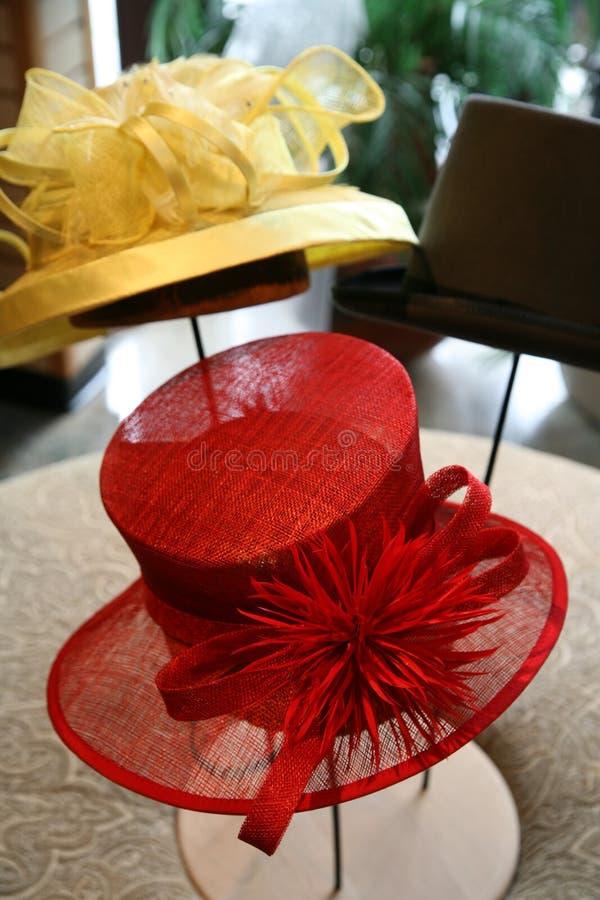 Red Hat foto de stock