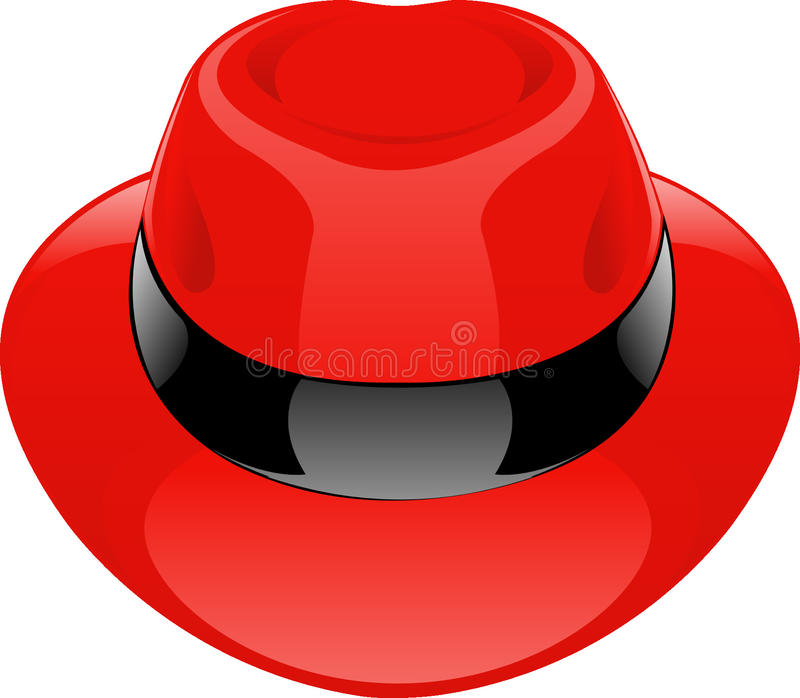 Red, Hat, Headgear, Product royalty free stock photos