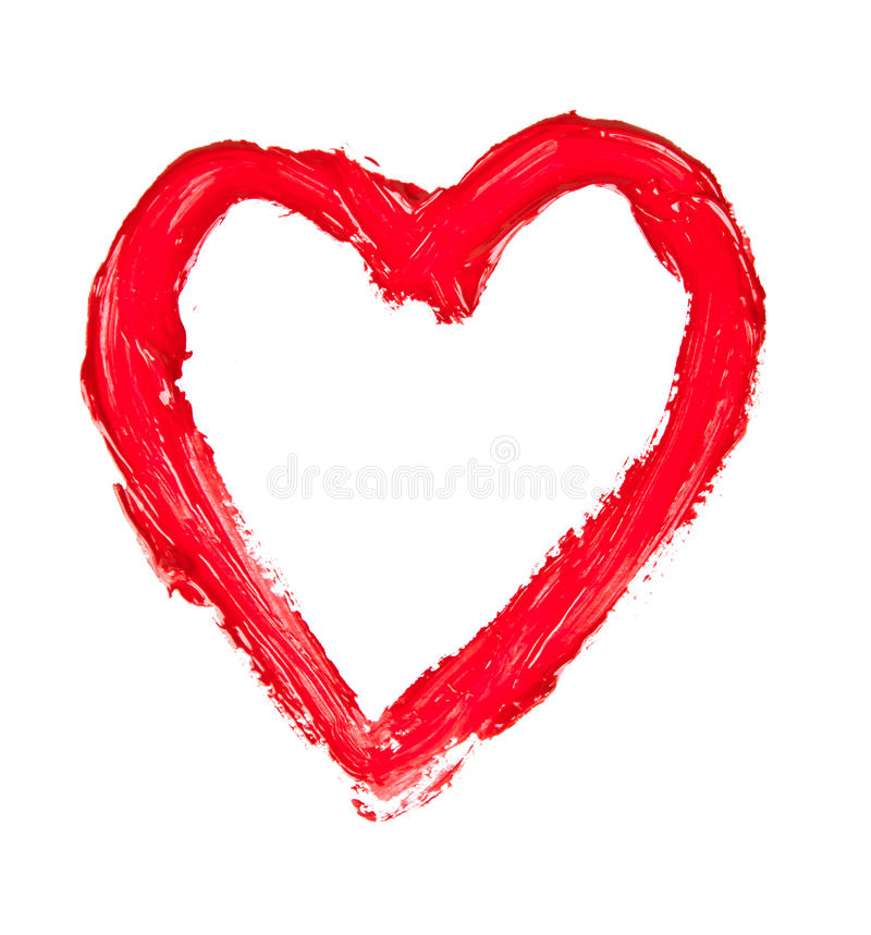 Download Red Heart Royalty Free Stock Photo - Image: 22963195