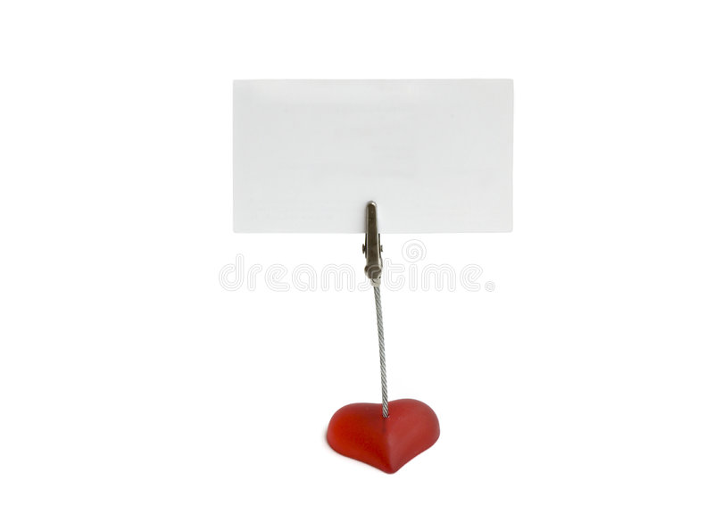 Download Red Heart stock image. Image of post, banner, index, message - 2307245
