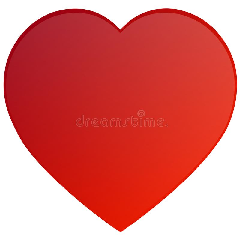 Free Red Heart Clipart Royalty Free Stock Photos - 161004058