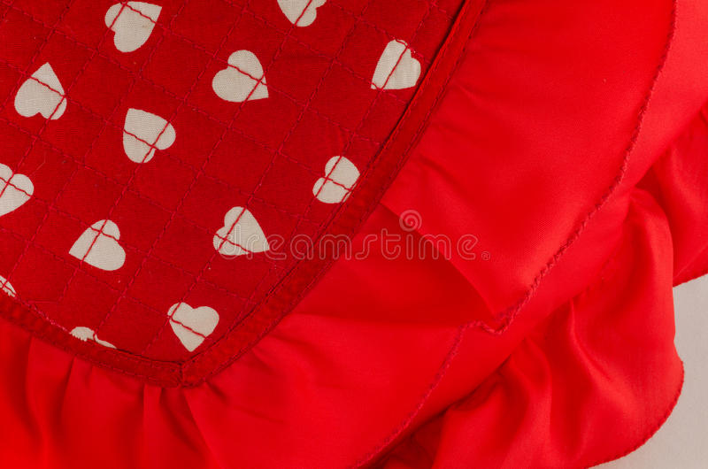 Download Heart pillow stock image. Image of lifestyles, shape - 30147593