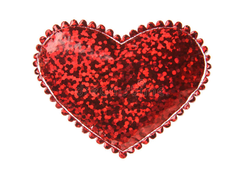 Download Red Heart Shape stock image. Image of shaped, love, color - 22984839