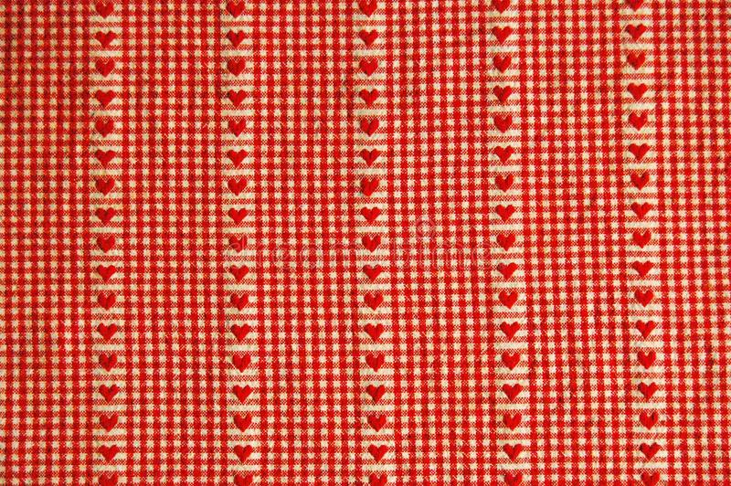 Download Red Heart Table Cloth Stock Photography - Image: 22933092
