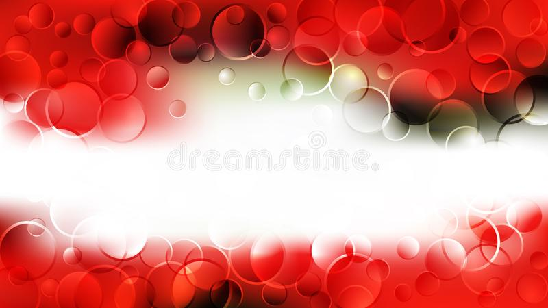 Red Heart Text Background Beautiful elegant Illustration graphic art design Background. Image stock illustration