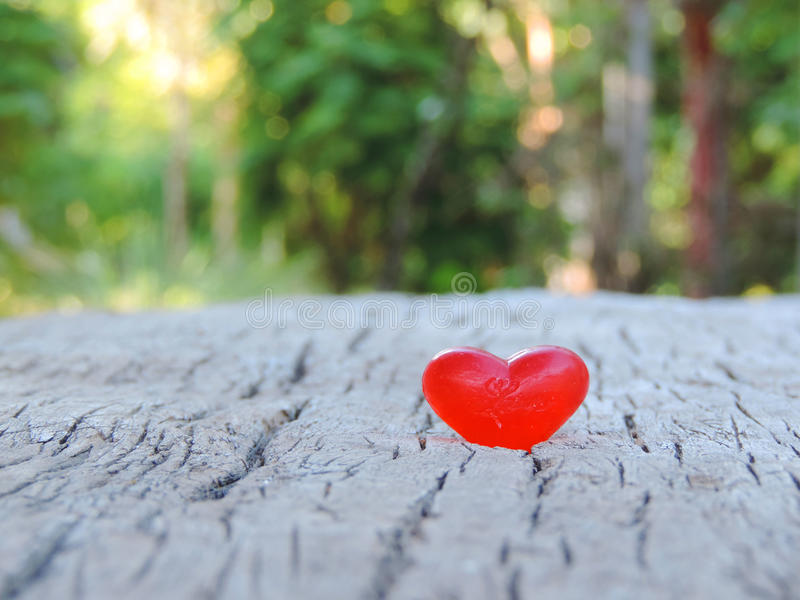 Red heart,Valentine background royalty free stock image
