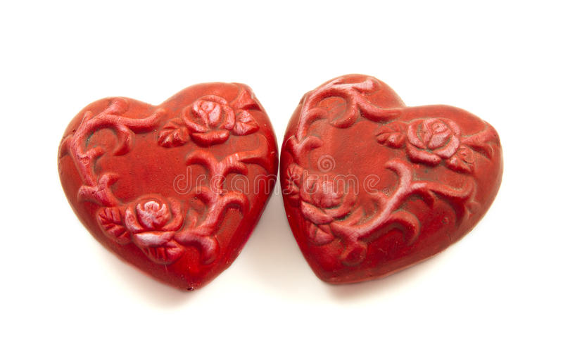 Download Red Hearts Stock Image - Image: 17248301