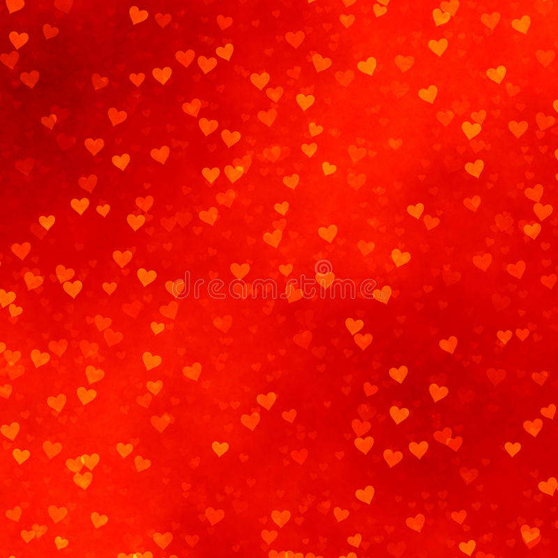Download Red hearts background stock image. Image of many, multitude - 18257451