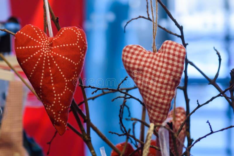 Hearts On A Tree Editorial Photo. Image Of Tivoli, Tree