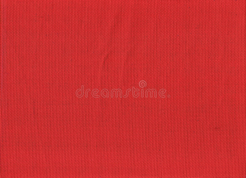 Red hessian. Hessian red cloth for background royalty free stock photo