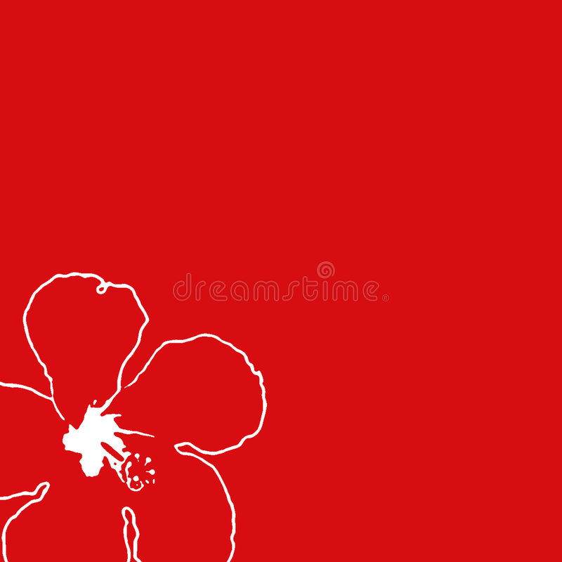 Free Red Hibiscus Box Royalty Free Stock Photography - 143537