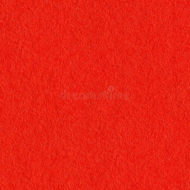 Red highly textured background. Seamless square texture. Tile re. Ady royalty free stock images