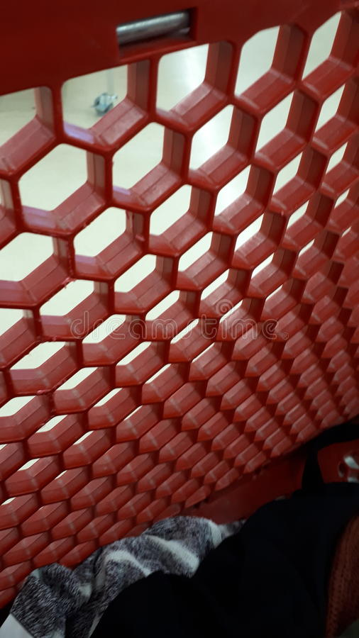 Red hive stock photography