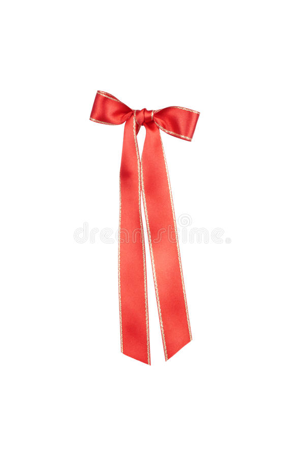 Free Red Holiday Bow Stock Images - 17435804