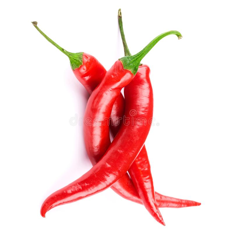 Free Red Hot Chili Peppe Stock Images - 111037334