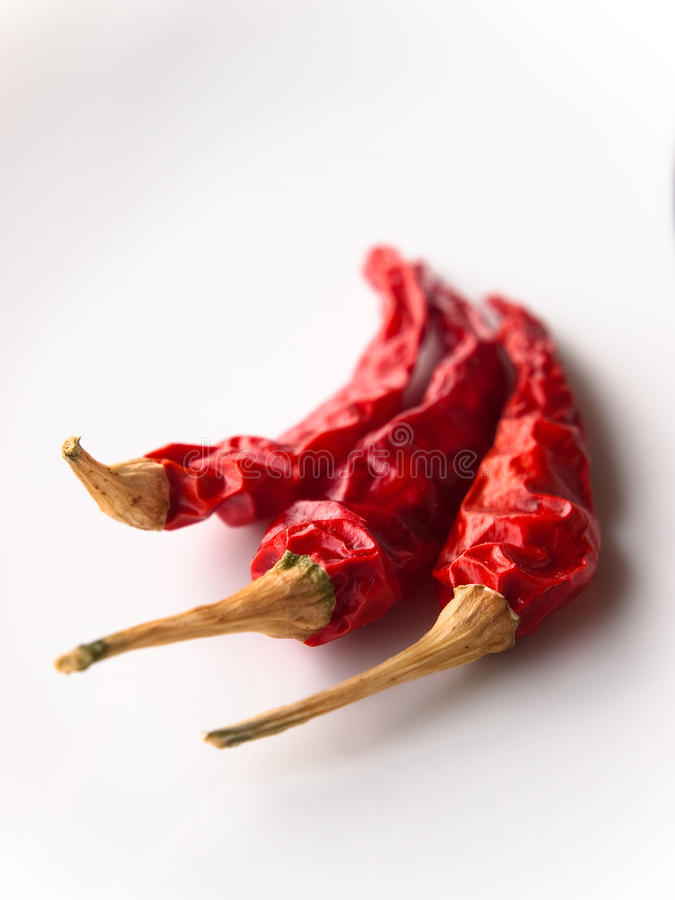 Free Red Hot Chilli Peppers Royalty Free Stock Photo - 16338055