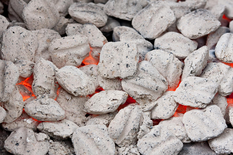 Download Red hot coals stock image. Image of barbecue, energy - 15082003