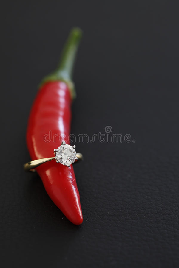 Red Hot Love Royalty Free Stock Images