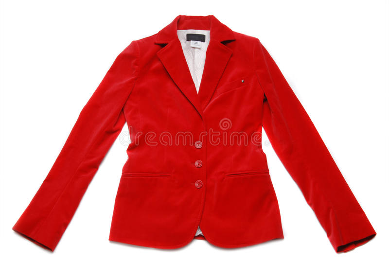 Download Red Jacket Stock Images - Image: 26577364