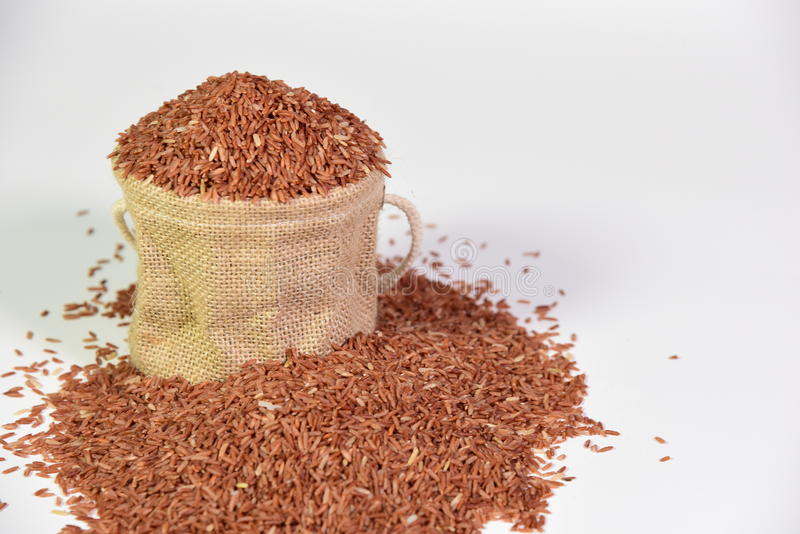 Download Red Jasmine Rice Stock Photo - Image: 83709864